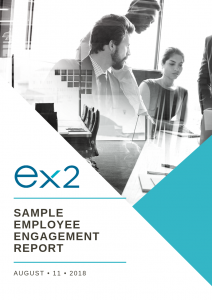 free sample employee engagement report