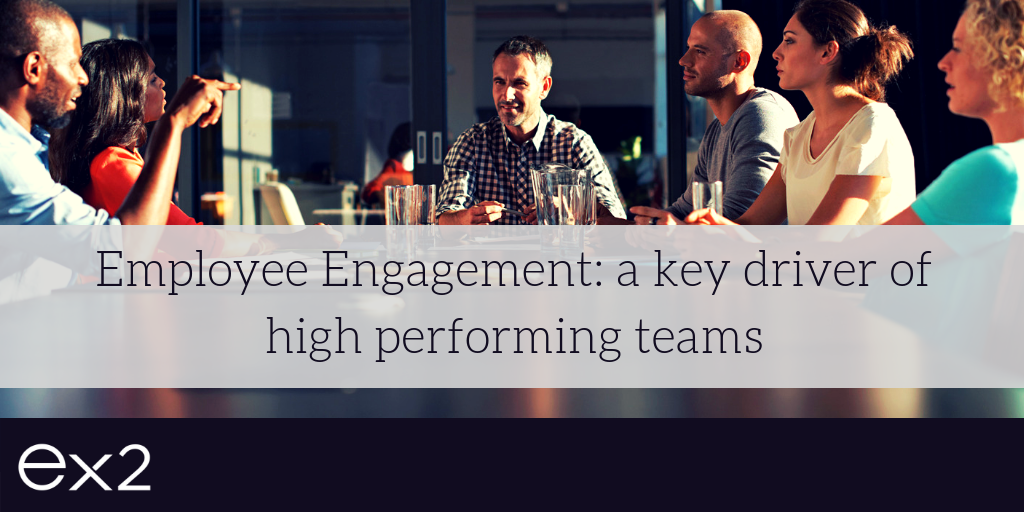employee engagement, high performing teams, team performance, driving employee engagement