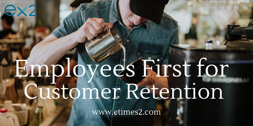 customer service, customer retention, customer loyalty, employee engagement, great customer service, do engaged employees deliver better customer service