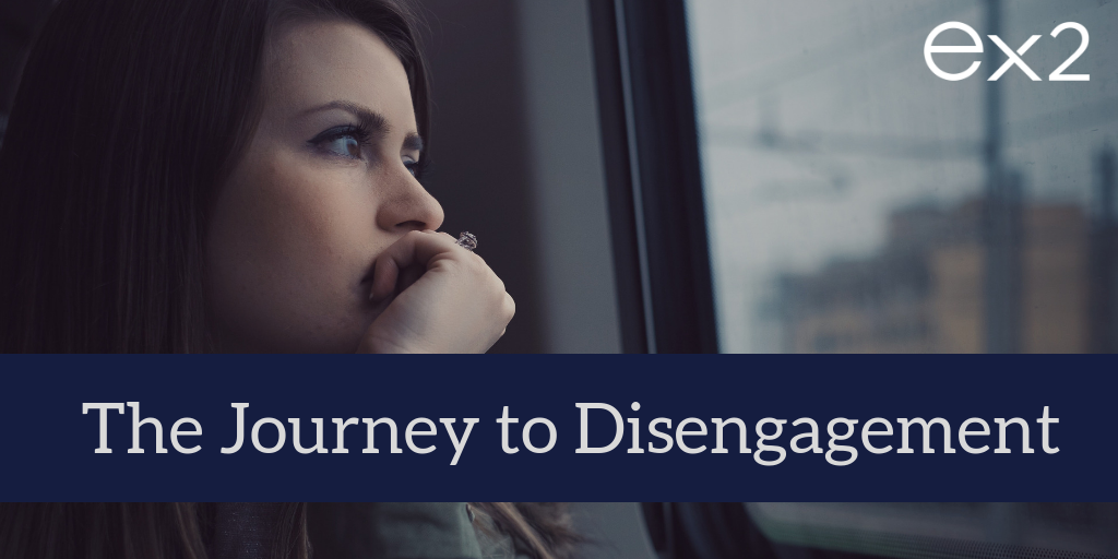 The Journey to Disengagement: creating false job expectations