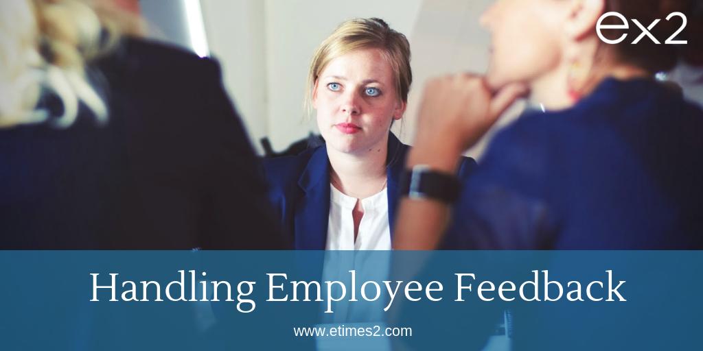 Handling Employee Feedback