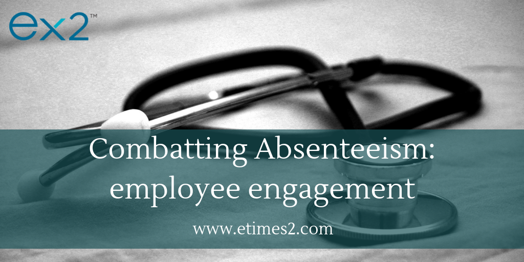 reducing absenteeism employee engagement