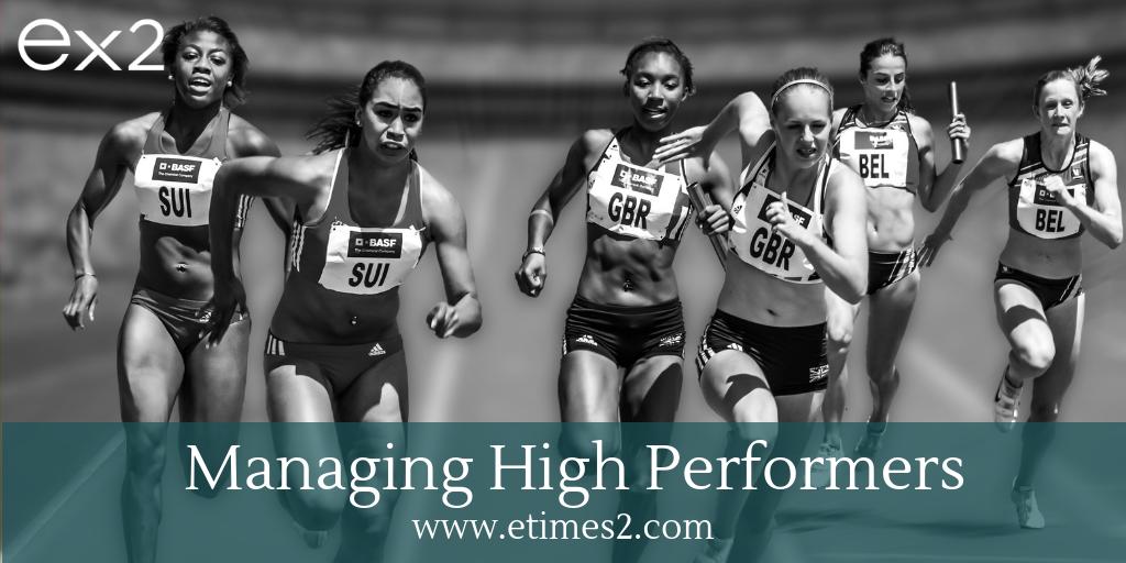 managing high performers