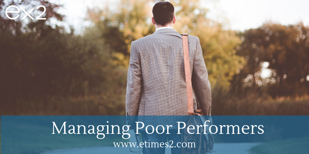 managing poor performers underperformance