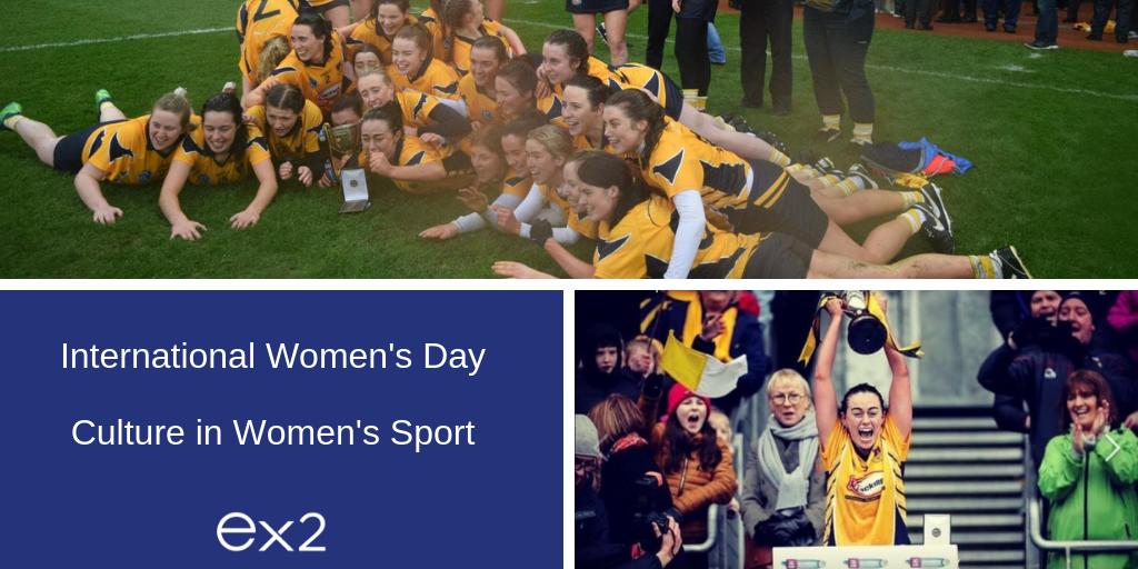 International Women's Day: Culture in Women's Sports