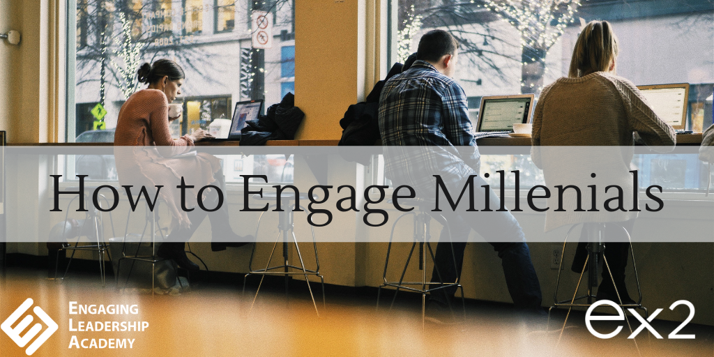 tips to engage millenials