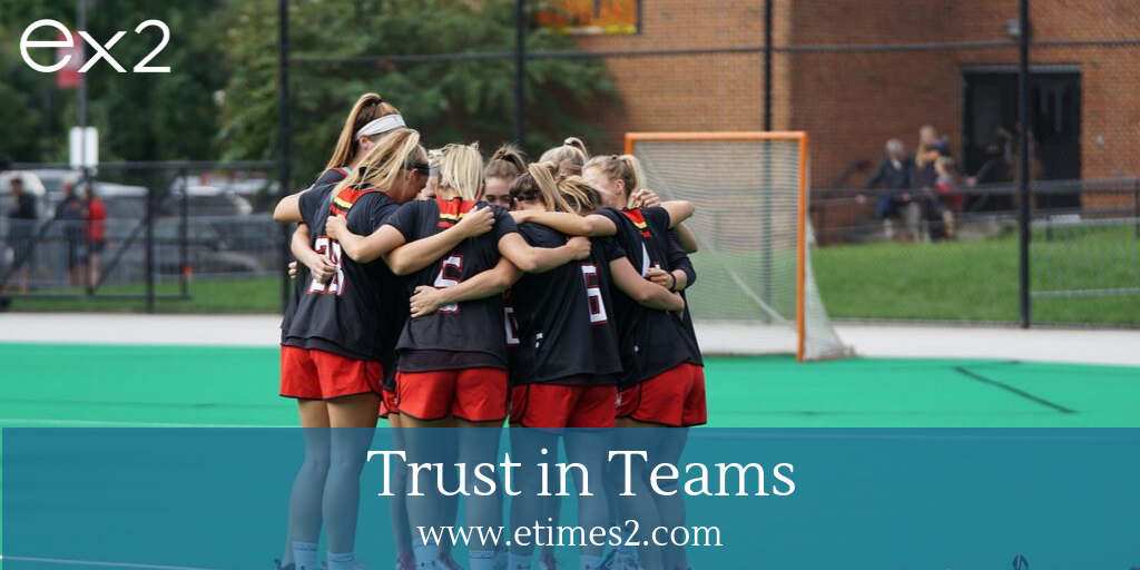 Trust in Teams Builds Strong Customer Relationships