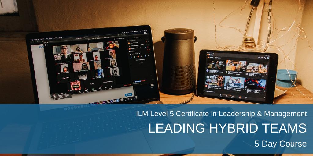 leading hybrid teams