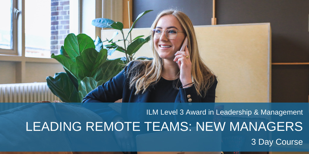 remote leadership for new managers